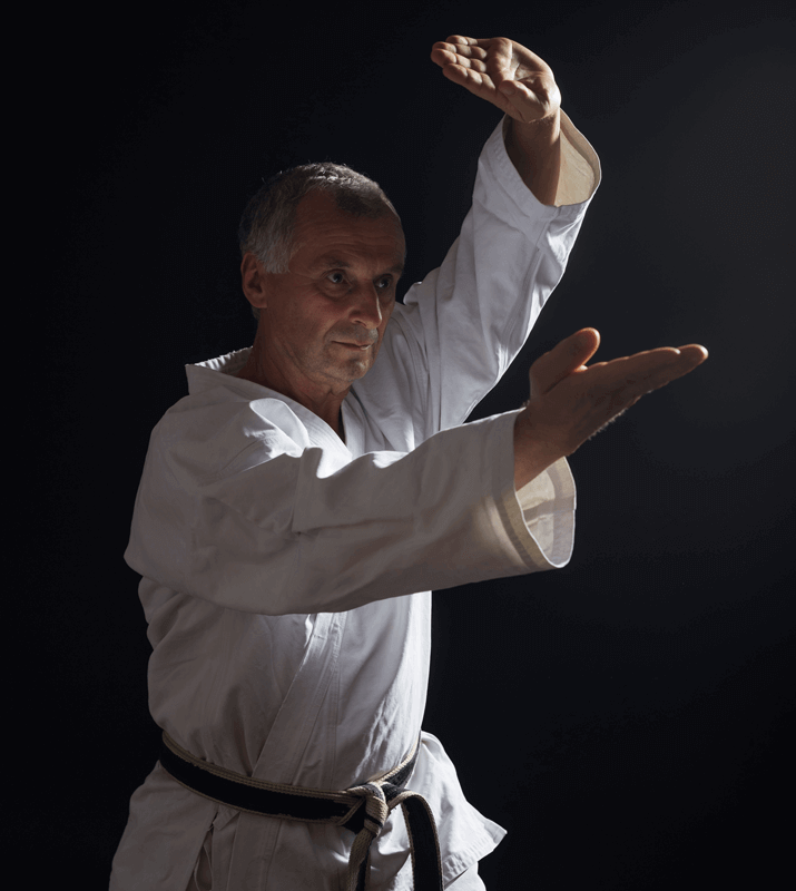 Martial Arts Lessons for Adults in __CITY__ __STATE__ - Older Man